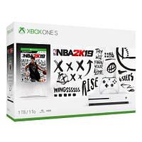 Microsoft Xbox One S 1TB + NBA 2K19
