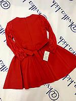 Платье нарядное кружевное размеры 122,134
