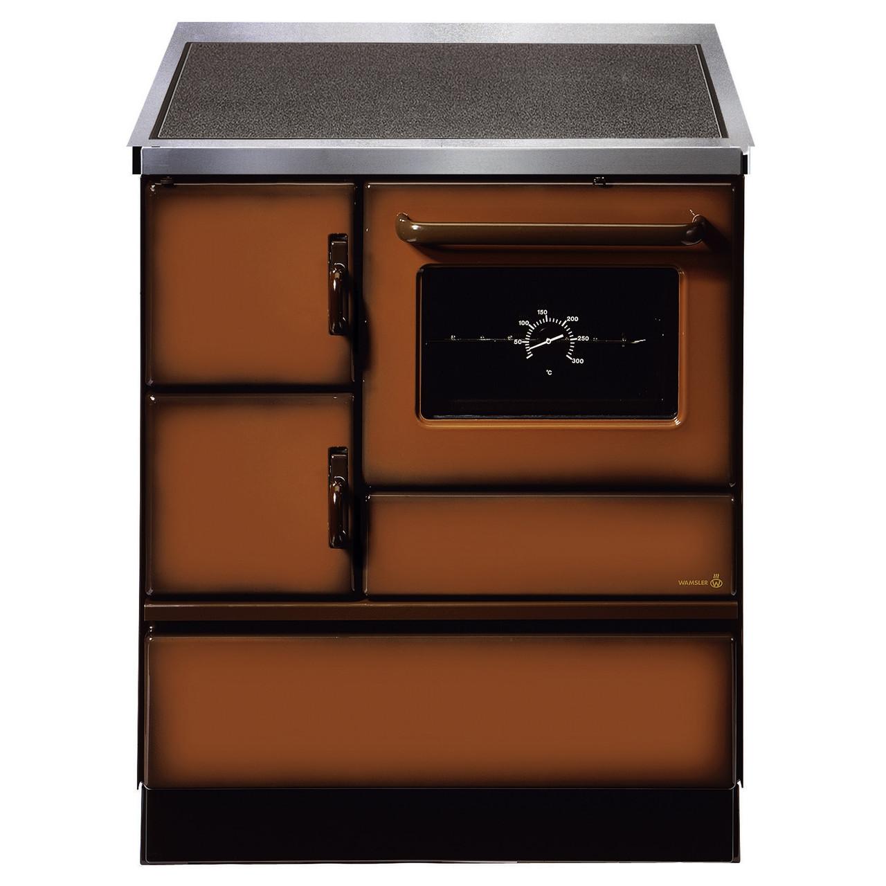 Плита Wamsler K128 C maron (коричневая)