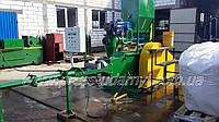 Брикетировочный пресс ПБУ-070-800 для прессования биомассы