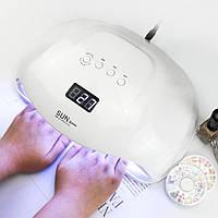 Лампа для ногтей SUN X Plus на две руки 72 Вт , фото 1