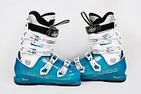 📌Боти лижні lange venus blue-white 245 (лыжные ботинки горнолыжные  сноубордические для лыж fe23871d3b2ae
