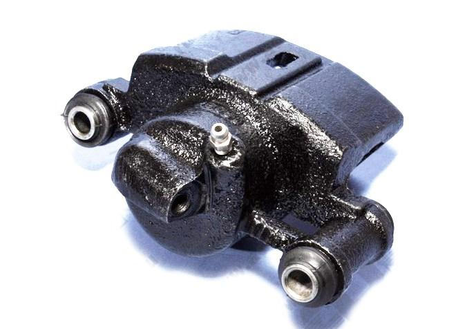 Суппорт тормозной передний R (c ABS) CK/CK2