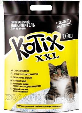 Наповнювач силикагелевый Kotix 10 л