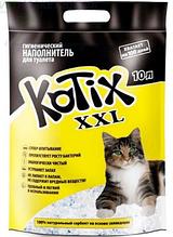 Наполнитель силикагелевый Kotix 10 л