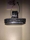 Кольцо лабрадор в серебре 19 размер. Кольцо с лабрадором. Индия, фото 7