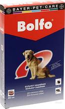 Ошейник Bayer Bolfo от блох и клещей для собак 66 см