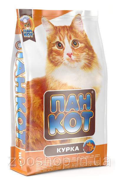 Пан Кот Курица 10 кг