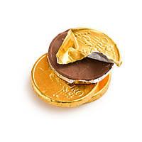 Медаль Евро шоколадные изделия (Трюфф Роял) 1,5 кг