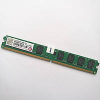 Оперативная память Trancend Low Profile DDR2 2Gb 667MHz 5300U LP DIMM CL5 Б/У