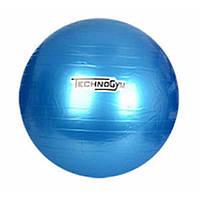 Мяч для фитнеса-65см MS 0982 (Оранжевый), фото 1