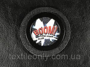 Нашивка BooM \ Взрыв 65 мм, фото 2
