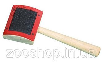 Пуходерка деревянная 213