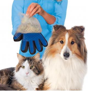 Рукавица True Touch для котов