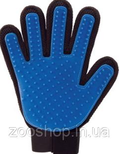 Рукавица для вычесывания шерсти True Touch, фото 2