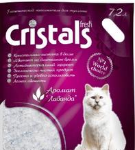 Силикагелевый наполнитель Cristals 7.2 л