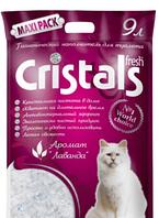 Силикагелевый наполнитель Cristals 9 л