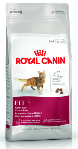 Сухой корм Royal Canin Fit 32 для взрослых котов от 1 года 10 кг