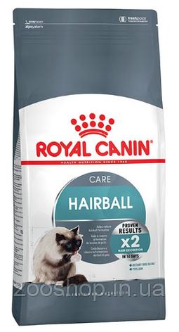 Сухой корм Royal Canin Hairball Care для котов от 1 года для выведения волосяных комков 10 кг, фото 2