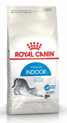Сухой корм Royal Canin Indoor для котов от 1 до 7 лет 10 кг, фото 2