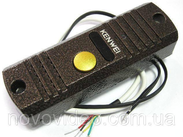 Вызывная панель домофона Kenwei KW-139 MCS 600 тв линий