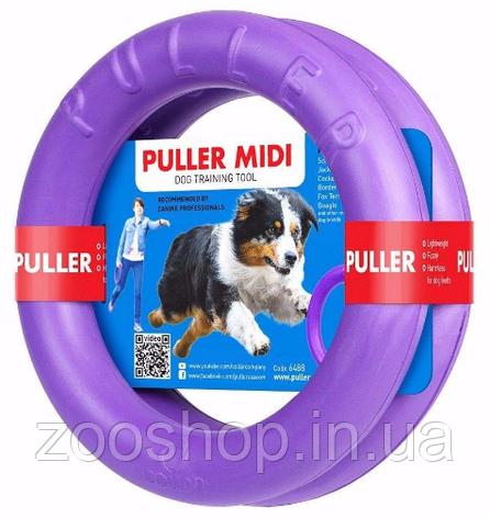 Тренировочный снаряд для собак Puller 20 см 2 шт, фото 2