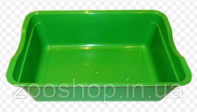 Туалет Днепр глубокий без сетки 40 х 27 х 12 см, фото 2
