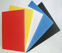 Порезка цветного полистирола на ЧПУ, фото 1