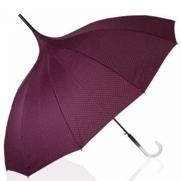 Зонт-трость женский полуавтомат DOPPLER (ДОППЛЕР) DOP740365PA01