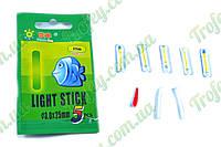 Светлячки Light Stick 3.0*25MM / 5 штук в пачке!