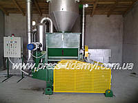 Пресс для изготовления брикета из растительного сырья ПБУ-090-900 М