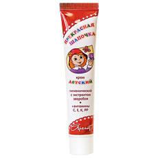 Крем детский ПреКрасная Шапочка+витамины С,Е,К,РР 44г, фото 2
