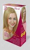 """Гель-фарба для волосся """"Славия"""" тон русий світлий попелястий (код відтінку 710)"""