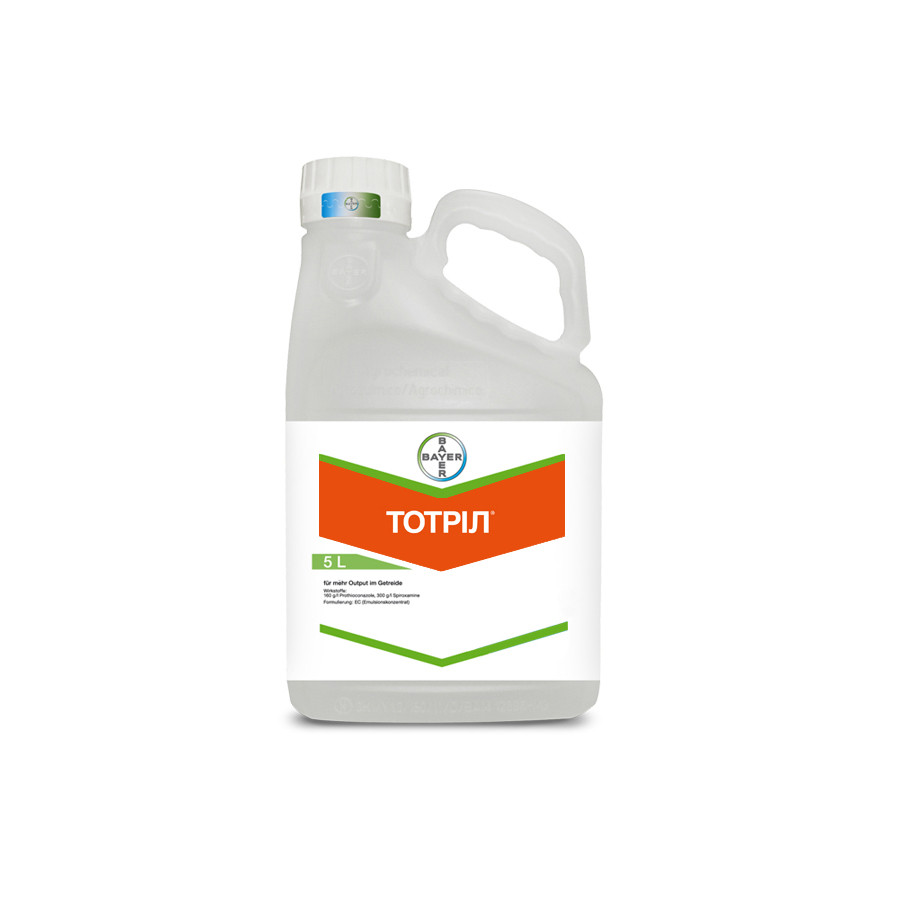 Гербицид Тотрил 22,5%, к.е. Bayer - 5 л