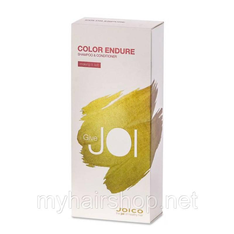 Набор подарочный для стойкости цвета Joico the Joi of Long Lasting Luminous Color