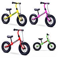 Детский беговел Caretero Storm [4 цвета] (Велобег Каретеро Шторм, велосипеды без педалей)