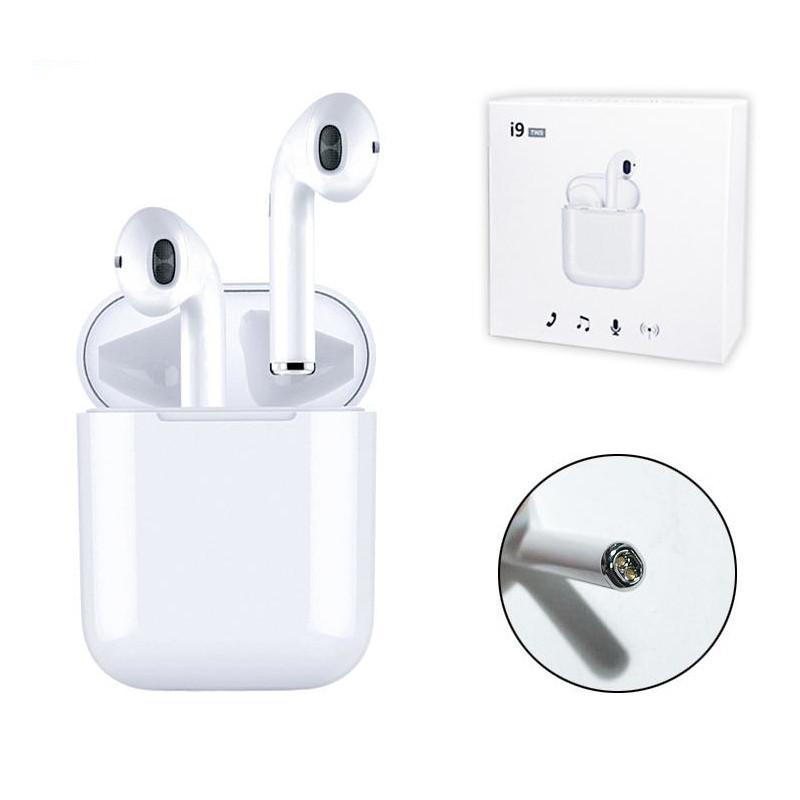 Беспроводные Bluetooth наушники Flying-Digital Tech.Co.Ltd. I9 TWS Stereo White 01064