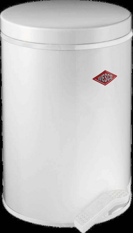 Бак для мусора Wesco 13 л белый 117212-01