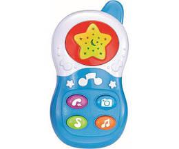 Телефон Baby Mix PL-419749 blue