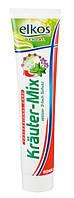 Зубная паста elkos на травах 125мл (Германия)