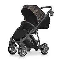 Детская универсальная прогулочная коляска Expander Vivo Military 03