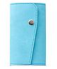 Ключниця на 6 карабінів з кишенькою | Під замовлення з логотипом - кращий подарунок жінці на 8 березня