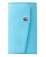 Ключниця на 6 карабінів з кишенькою | Під замовлення з логотипом - кращий подарунок жінці на 8 березня, фото 1