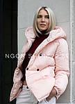 """Женская куртка """"Перо"""" от СтильноМодно, фото 4"""