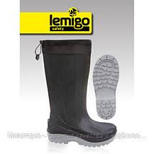 Сапоги Lemigo NEW GENERATION - 701 EVA+PU (чёрного цвета) 40, 41, 42, 43, 45, 46 зима до - 50° С, фото 2