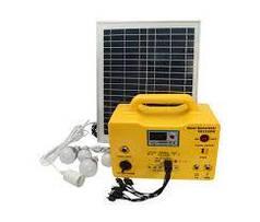 Портативная мини солнечная система EverExceed - серия SHS-2012R