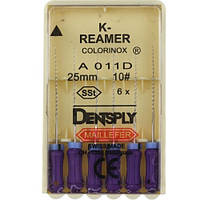 Dentsply Reamers #10