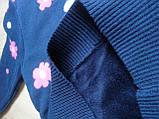 """Кофта """" Цветы """", фото 4"""