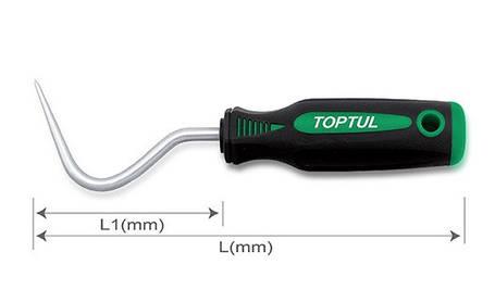 Съёмник патрубка радиатора Toptul JJAK0201, фото 2