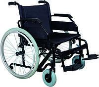 Коляска инвалидная, для людей с большим весом, без двигателя (Golfi-14), фото 1